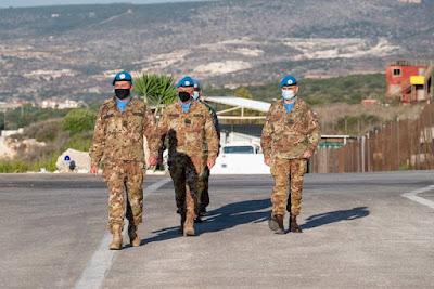 Avvicendamento comando Task Force Italair