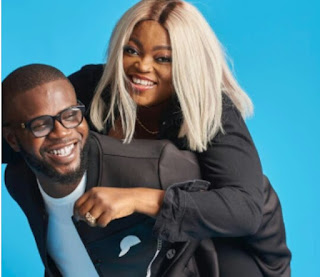 JJC Skillz And Funke Akindele Bello, Shares New Photos, As He Turns A Year Older