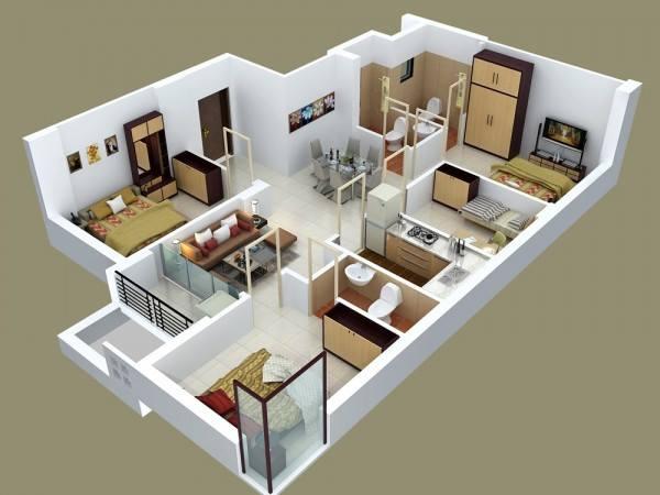 Rekabentuk Rumah Moden Terkini