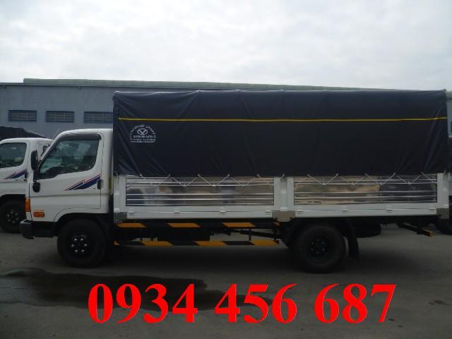 Bán xe tải Hyundai 7 tấn tại Nam Định
