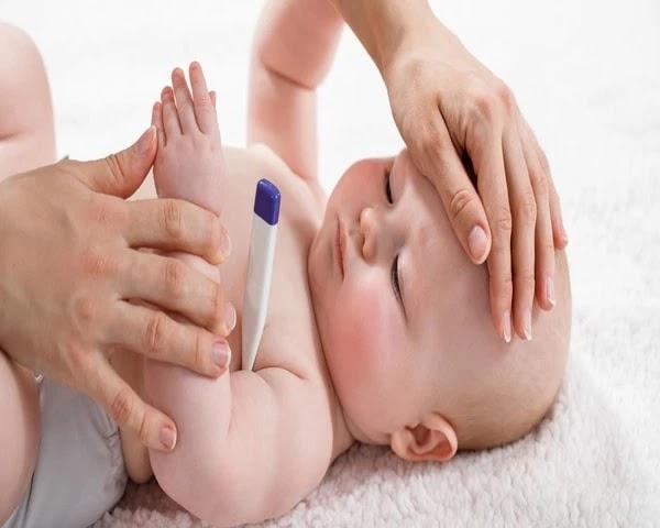 Fiebre en niños y bebés: sintomas, causas y tipos  dianatural temperatura corporal normal