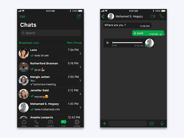 How to Enable WhatsApp Dark Mode on Android and iOS Devices