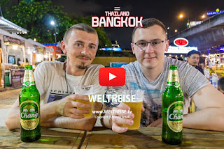 Bangkok in Thailand, nightlife 2019 world trip world travel WELTREISE tv