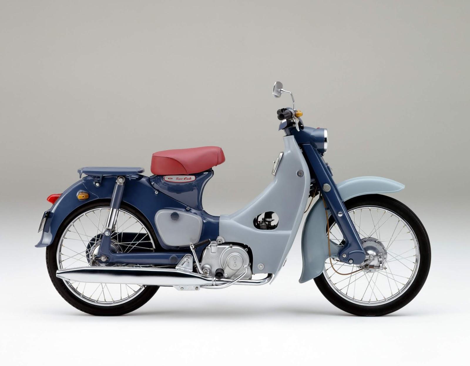 Το ρετρό παπί της Honda Super Cub C125 διατίθεται στην τιμή των 3,990€