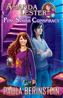 Amanda Lester and the Pink Sugar Conspiracy