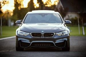 car bmw sporty elegant