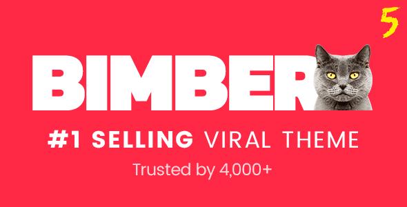 Bimber-Wordpress-theme-2018