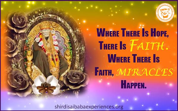 Sai Baba's Help To Renew Business License - Experience Of Rakhi