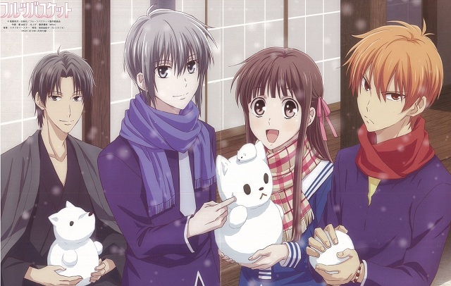 Fruits Basket Sub Indo