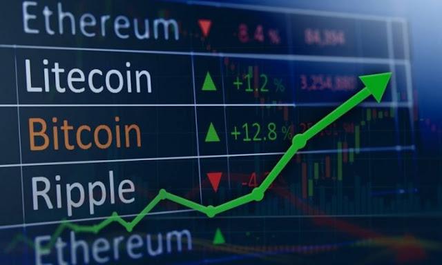 Akhir Pekan Kripto Cuan, Bitcoin Terus Melejit - - Korancrypto