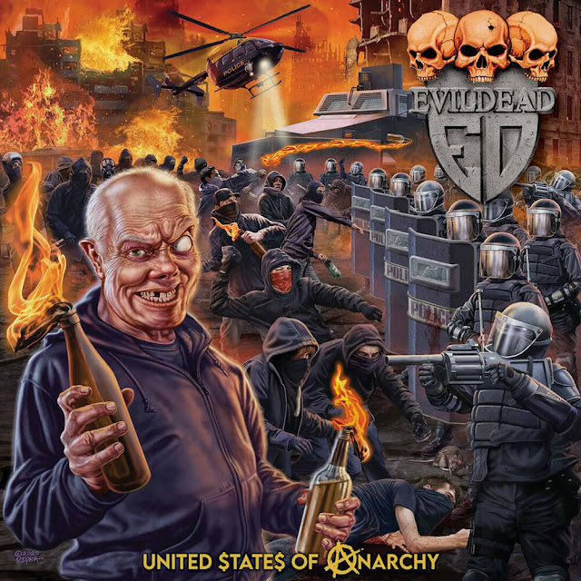 "Evildead - ""United States of Anarchy"""