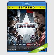 Capitan America Civil War (2016) HD-TC 720p Audio ING Sub