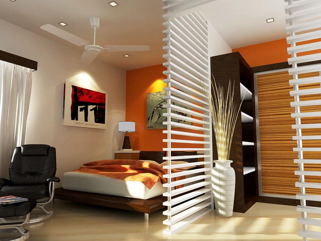 Desain Kamar Tidur Minimalis 2x3 Sederhana