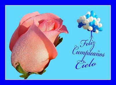 rosas cumpleaños