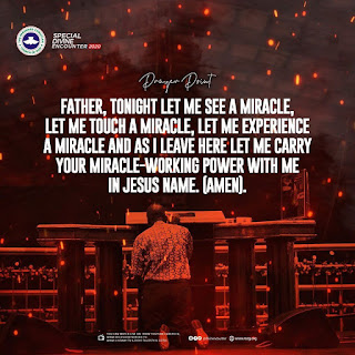 February 20th Open Heavens Daily Prayer Points by Pastor E.A Adeboye