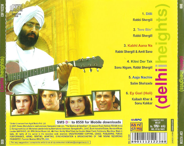 Download Delhii Heights [2007-MP3-VBR-320Kbps] Review