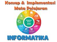 Konsep dan Implementasi Mapel Informatika Pada Jenjang Pendidikan Dasar dan Menengah