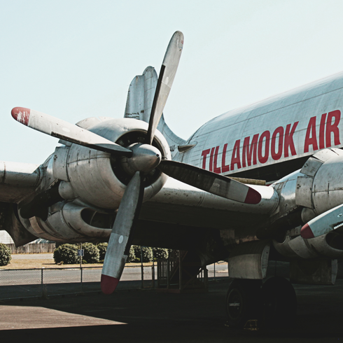 Tillamook Air Museum Oregon