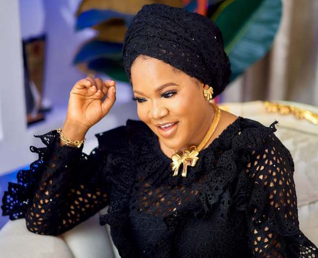 Most Of The Time, We Are The Bad Friends We All Complain About - Actress Toyin Abraham