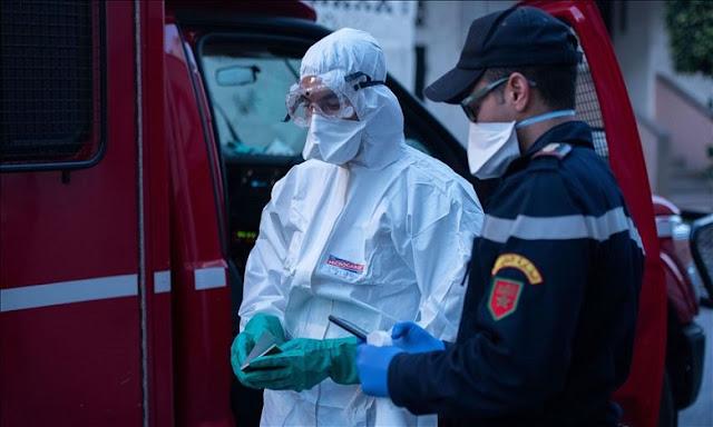 عاجل | المغرب يسجل 3387 إصابة جديدة بكورونا والحصيلة تصل لـ 160333
