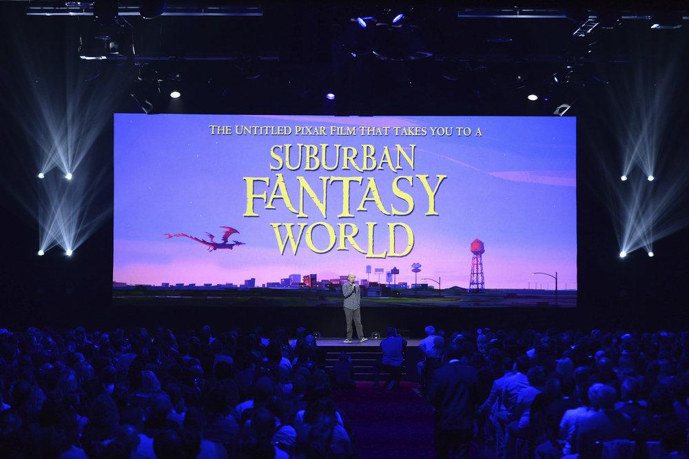 D23 Expo Panel Breakdown Pixar And Walt Disney Animation