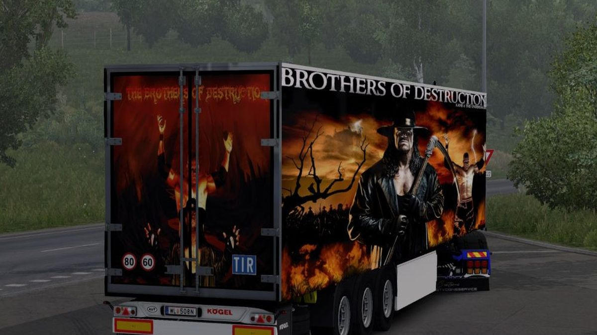 Trailer WWE Brothers of Destruction