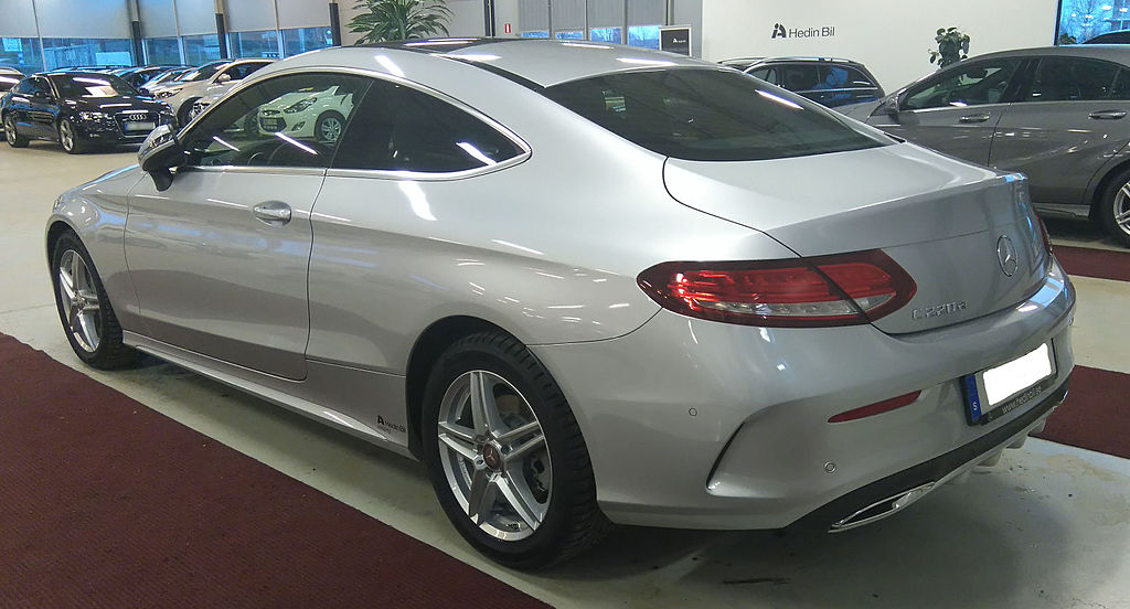 Motoring Malaysia All New Mercedes Benz C Class Coupe Malaysian