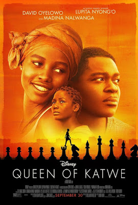 Queen Of Katwe 2016 DVD Custom NTSC Latino