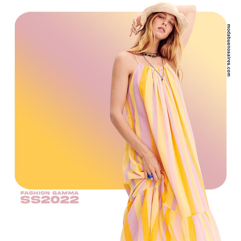 tendencias de moda verano 2022