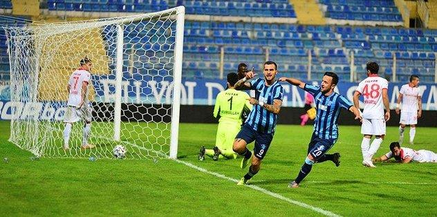 İtalyan Lanzafame İlk Golünü Attı - Mavi Şimşekler | Adana Demirspor