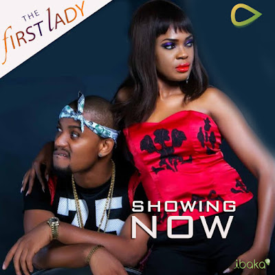 Frills As 'The First Lady' Shows On Ibakatv