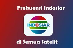 Frekuensi Indosiar Terbaru 2020 di Semua Satelit