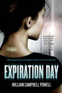 Book Review:  Expiration Day by William Campbell Powell