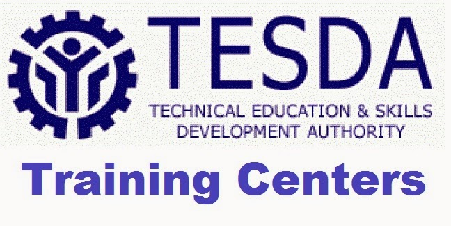 TESDA Training Centers And Regional Offices In Philippines