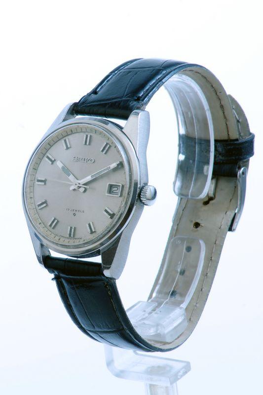 Datazione di un orologio Seiko