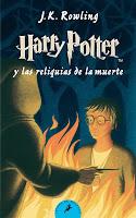 Harry Potter y las Reliquias de la Muerte, J.K. Rowling