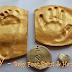 How to Make Baby Footprint & Handprint Keepsakes - Salt Dough Footprint Keepsakes