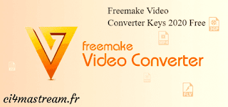 Freemake Video Converter Key [V 4.1.11] Free Download