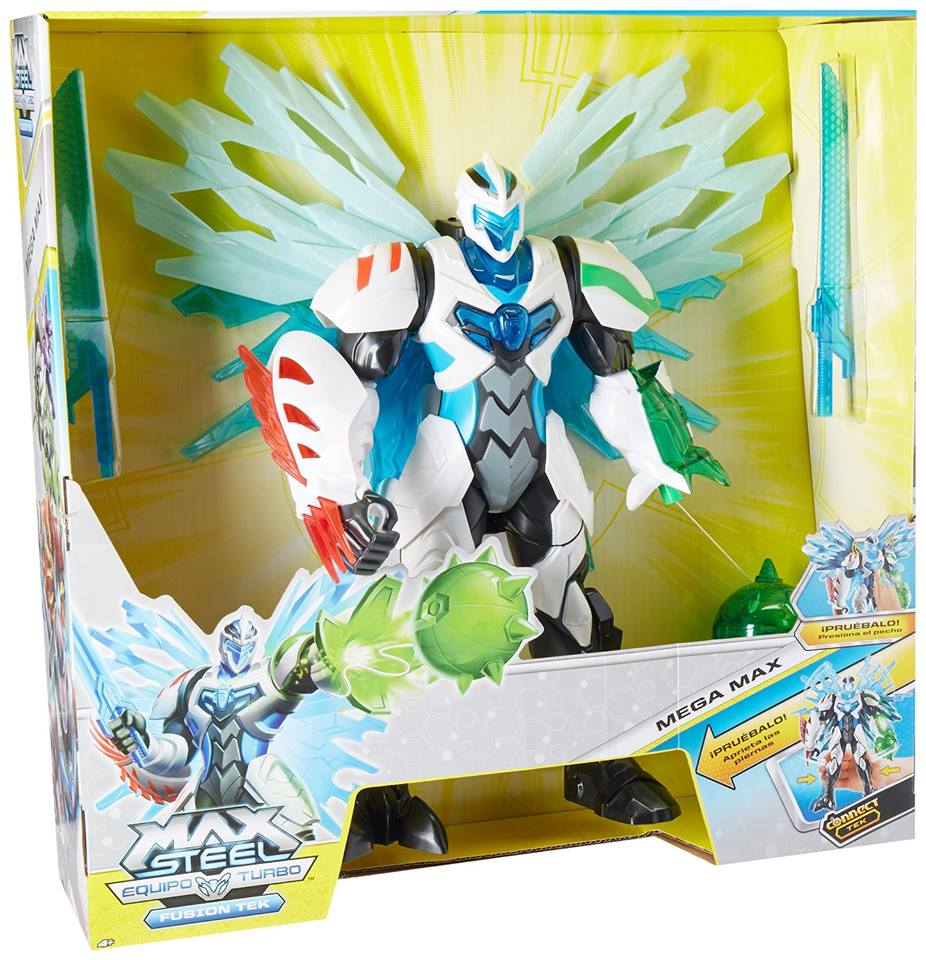 how to make max steel