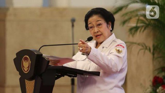 Megawati Usir Pendukung Khilafah dari Indonesia: Pergi Kalian!