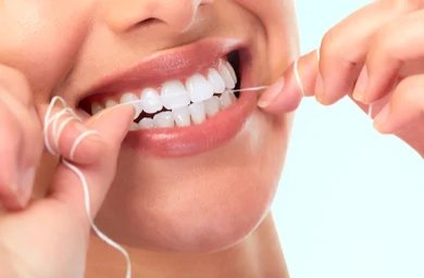 FLOSSING | THIS IS THE PERFECT WAY TO FLOSS