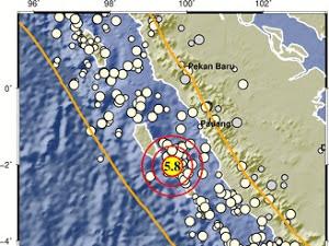 Rabu Pagi, Gempa Kembali Menggoyang Mentawai