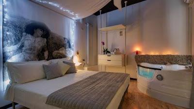 Vacanze in Italia - Dove dormire con vasca idromassaggio nella provincia di Arezzo.