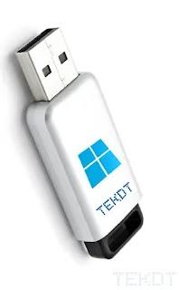 USB cài đặt windows tự động TekDT