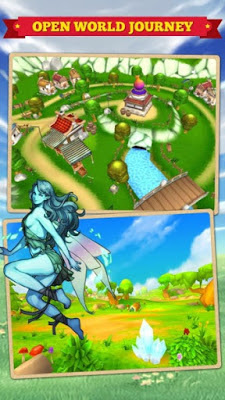 Zexia Fantasy Adventure 3D RPG v2.1.2 Mod APK-screenshot-2