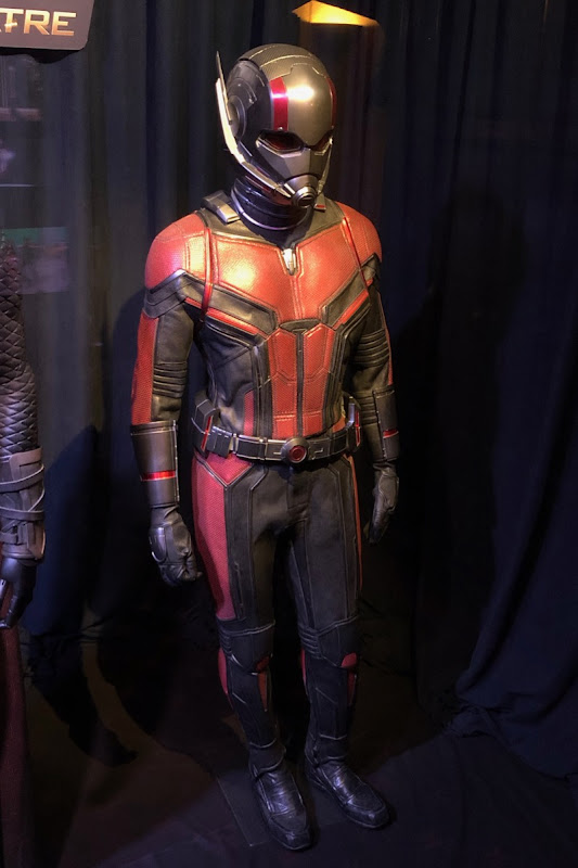 Paul Rudd Avengers Endgame AntMan movie costume