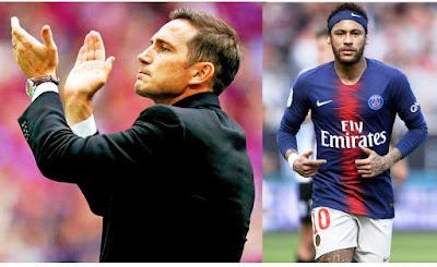 Tetesi za usajili Ulaya Leo Ijumaa: Neymar, Lampard, Koscielny,Maguire