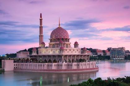 4 Masjid Unik Berwarna Pink di Dunia, Salah Satunya Ada di Indonesia