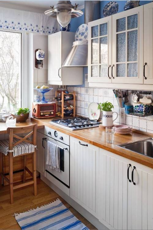 Comfy Kitchens That Will Make Your Home Look Cool