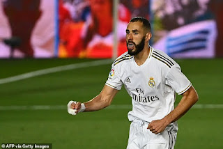 Karim Benzema admits he thinks about winning the Ballon d'Or 'all the time'